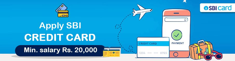 Apply for SBI Credit Card