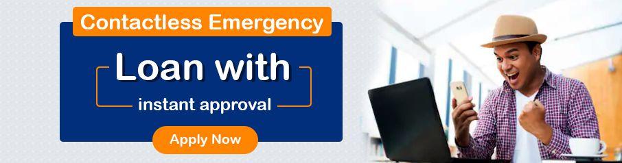 Contactless Emergency Loan