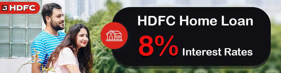 HDFC Home Loan Interest Rates