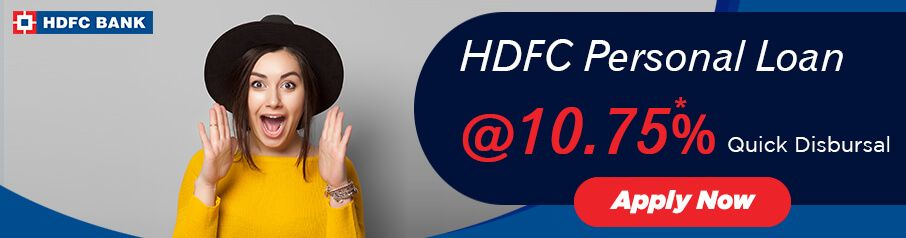 Apply for HDFC Personal Loan