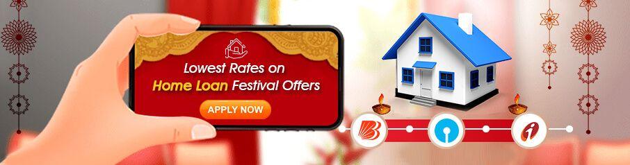 Best Home Loan Festival Offers
