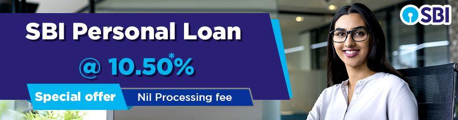 Apply Online SBI Personal Loan