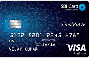 Apply SimplySAVE Credit Card
