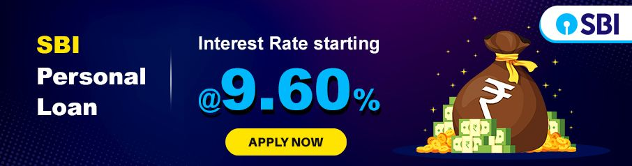 SBI Personal Loan Interest Rate Starting